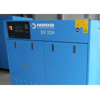 Buy cheap 30 HP Rotary Screw Air Compressor PM Motor , Variable Frequency Drive Compressor product