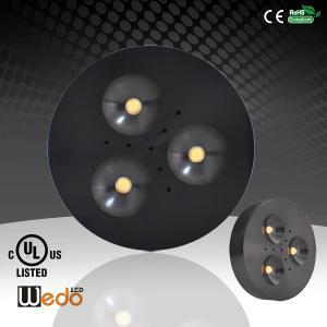 China WD-300A 12V 3W CE cUL UL LED PUCK LIGHT on sale