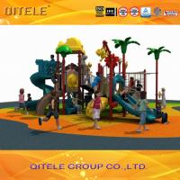 Outdoor body building equipment play games playground for children