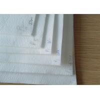 Buy cheap Polypropylene / PP / PE filter fabric water repellent material for galvanic industry product