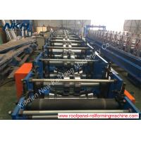 China Steel Metal Sheets Downpipe Roll Forming Machine 0.4-0.8mm Thickness With G350 Material on sale