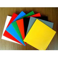 Buy cheap Fire - Retardant Anti - Aging PP Hollow Sheet Coroplast Boards For Turnover Boxes product