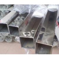 Buy cheap Well Polished / Hair Line Surface  Round / Square Stainless Steel Welded Tube / Pipe product