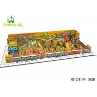Buy cheap Commercial Kids Indoor Playhouse Salon Playground Equipment With One Year Warranty product