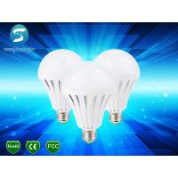 China Intelligent LED Emergency B22 / E27 5W Rechargeable Bulb Light 9W wholesale