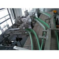 Buy cheap Tinplate Meat Canned Food Production Line , Automatic Packing System Stable Operation product