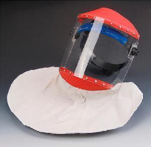 China Couvre-chef résistant à la chaleur de masque de protection de PC clair (FS500) wholesale