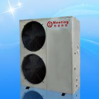 China Custom Electric Air Source Heat Pump , 380V Stainaless Steel Shell 3 Ton Heat Pump on sale