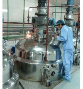 Buy cheap 1 Ton / Hour Liquid Detergent Manufacturing Plant , Liquid Soap Making Machine product