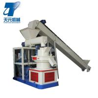 Buy cheap China supplier Ce approved   straw  pellet machine for biomass pellet fuel product