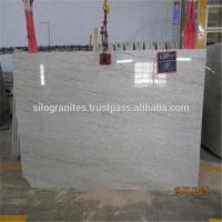 China 12 Foot White Granite Tile Countertop , Polished Granite Floor Tiles on sale