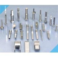Buy cheap Drilling Wire EDM Welding CNC Turned Parts For Electric Motor Spare Parts product