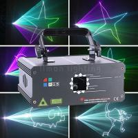 Buy cheap 500mW RGB Full Color Mini Animation Laser Light for Performing Arts Bar Night Club product