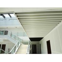 Buy cheap acoustic lobby baffle acoustic sound absorption material product