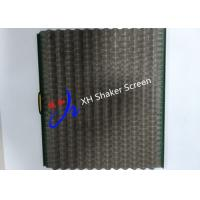 Buy cheap FLC 600 Wave Type Shale Shaker Screen for Drilling waste system product