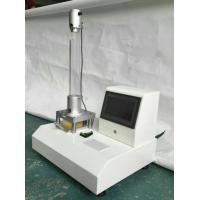 Buy cheap ASTM D3574 LCD Touch Screen Foams Rebound Test/Testing Machine product