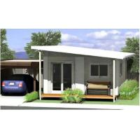 Buy cheap Energy Saving Prefabricated Australian Granny Flats / Granny Flats For Holiday Living product