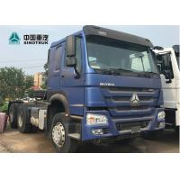 Buy cheap 6 X 4 10 Wheels Prime Mover Truck Euro2 420hp Heavy Duty Tractor Head product