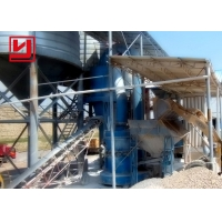Buy cheap Cement Mill AC Motor 9.5TPH Concrete Grinding Machine product