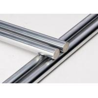 China 1045 / 45C Hard Chrome Plated Steel Rod Dia 2-800 Mm Chrome Round Bar on sale