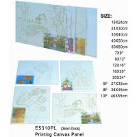 Buy cheap 3mm Thick Print Stretched Canvas Art Painting Canvas Panel OEM Service Avaliable product