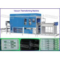 Buy cheap Plastic sheet Vacuum Thermoforming Machine For Pharmacy Ampoule Trays/Hot sale thermfornin product