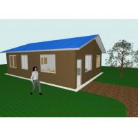 modern flat pack modular guard house two bedroom mobile home