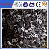 Buy cheap China Aluminum Extrusion T-NUT supplier, Aluminum industry accessories T nut product