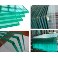 Buy cheap Double Glazed Clear Laminated Safety Glass Window 15mm 19mm For Bathroom from wholesalers