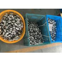 Buy cheap Four Way Ss316 Stainless Steel Tube Fittings With Coupling Type Flexible product