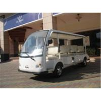 Buy cheap Waterproof Electric Shuttle Car For 8 Passenger AC System Good Capacity from wholesalers
