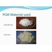 Buy cheap Paraffin Wax PCM Phase Change Material PCM In Energy Storage System from wholesalers