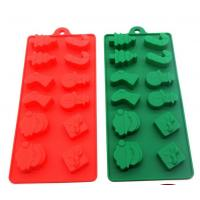 Buy cheap Christmas Cool Ice Cube Trays Food Safe Material Non Harmful  Storage Container product