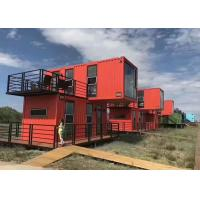 China Modular  Cargo Shipping Pre Built Storage Container Homes  Style Customized on sale
