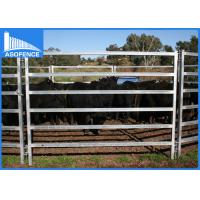 Buy cheap 2mm Thickness Heavy Duty Horse Fencing Panels High Security For Farming product