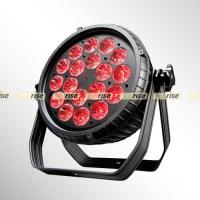 Buy cheap IP65 18*15W Waterproof LED Par Light  RGBWA 5in1 for Music Show Wedding&Party from wholesalers