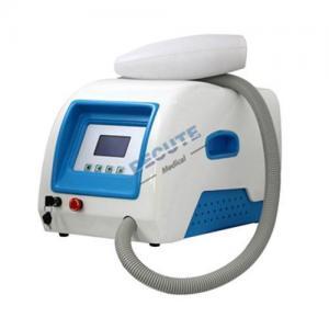 Máquina de c4q conmutado del laser de Yag (máquina del retiro del tatuaje del laser de Yag)