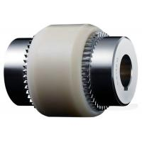 Buy cheap NL1 - NL10 Flexible Jaw Coupling Motor Shaft Coupling Ivory ISO9001 product