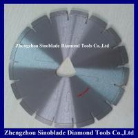 Buy cheap Diamond Saw Blade with Triangle Hole product