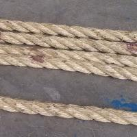 Buy cheap 3 -Strand manila rope of oil &gas offshore platform product