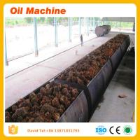 Buy cheap Hot selling 10-80T/H Palm oil extractor machine /Palm kernel oil pressing equipment product