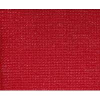 Buy cheap Red Privacy Fence Netting , Hdpe Anti Uv Screen Net For Courtyard from wholesalers