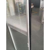 Vertical Blinds Between The Glass Sound Heat Insulating Of