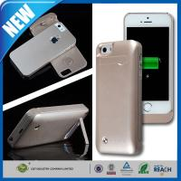 Buy cheap 2200mAh Iphone 5 / 5s Cell Phone Battery Extender Case , Smartphone Battery Case product