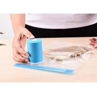 Buy cheap Electric Mini Food Sealer Machine  Miniature Electric Suction Pump Contains product