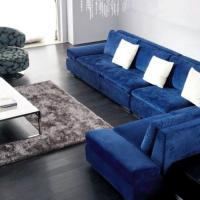 Buy cheap 100% Polyester Shaggy Carpets And Machine Tufted Rugs Long Pile Soft Shaggy Rug For Living Room product