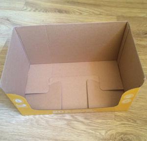 Bandeja da caixa do auto fechamento para o empacotamento de alimento