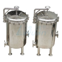 Buy cheap Multi Bag SS304 SS316 Stainless Steel Cartridge Filter Housings product