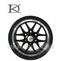 "Buy cheap Low Pressure Replica Bbs Black Alloy Wheels 17"" x 6.5 100 - 114.3 PCD product"