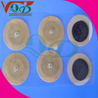Buy cheap No allergy, stimulation, residue and reliable physical Silver Paste Electrode Pads product